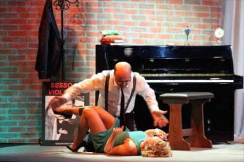 21a Rassegna MUSICAL  RISATE! 2016 - QUANDO LA MOGLIE è IN VACANZA 15 16
