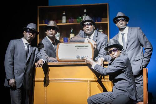 Black Blues Brothers 15 8