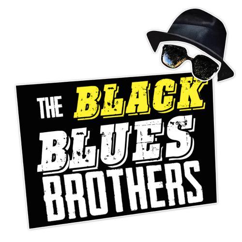 Black Blues Brothers LOGO 1
